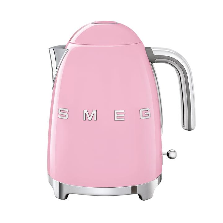 Wasserkocher 1,7 l (KLF03) in cadillac pink von Smeg