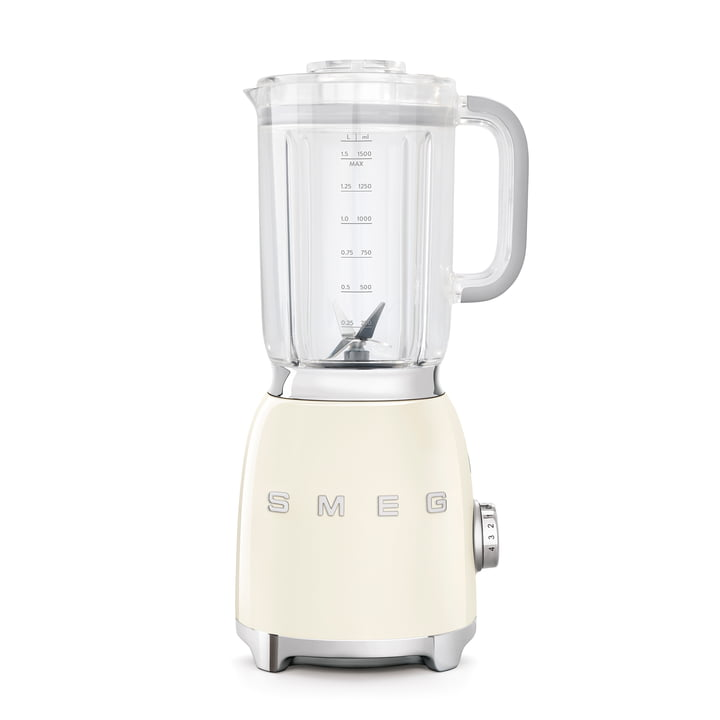 Standmixer 1,5 l (BLF01) in creme von Smeg