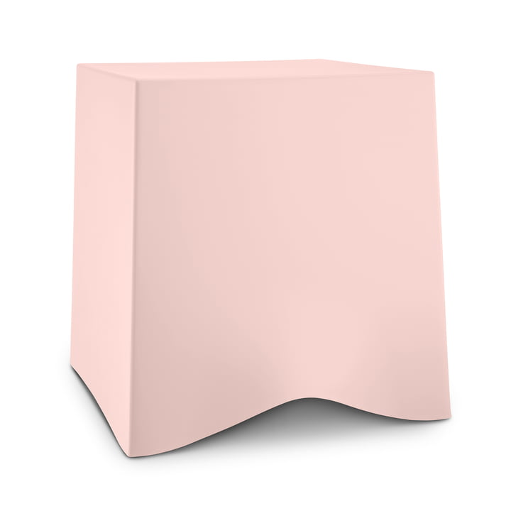 Briq Hocker von Koziol in queen pink