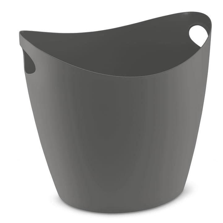 Bottichelli Zuber XL in deep grey von Koziol