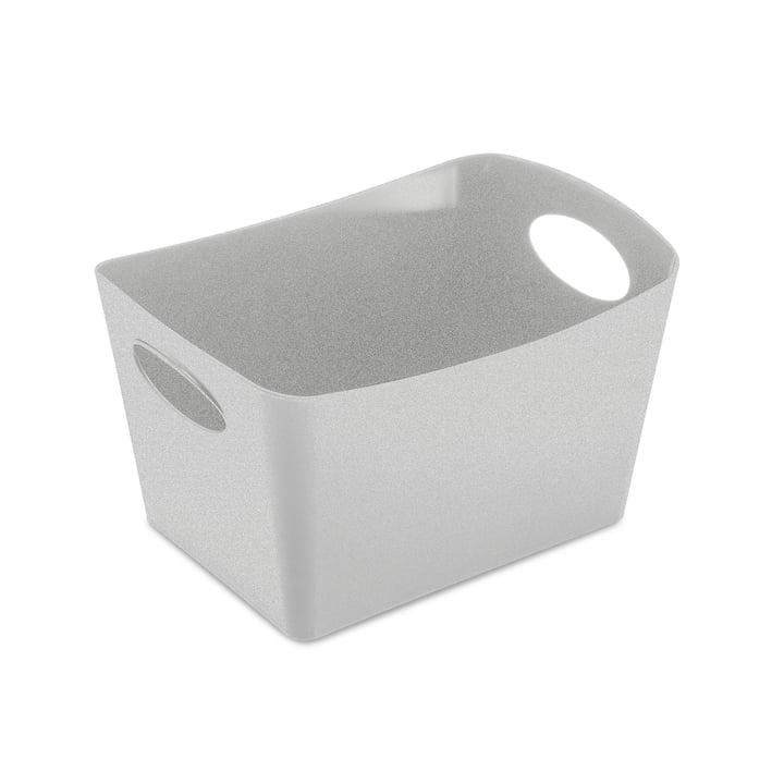 Boxxx S Aufbewahrungsbox in organic grey von Koziol