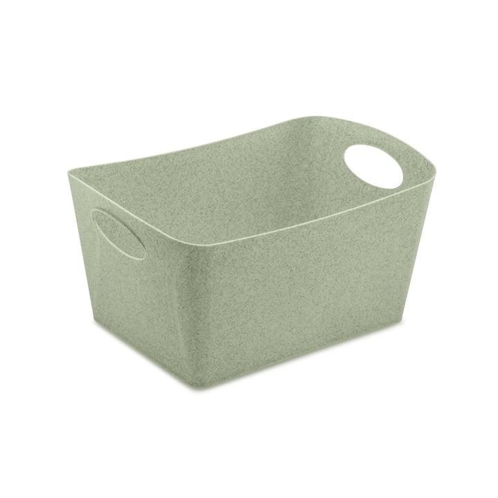 Boxxx M Aufbewahrungsbox in organic green von Koziol
