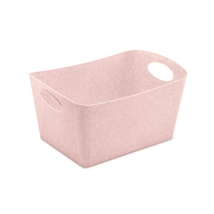 Boxxx M Aufbewahrungsbox in organic pink von Koziol