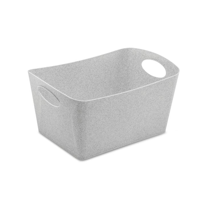 Boxxx M Aufbewahrungsbox in organic grey von Koziol