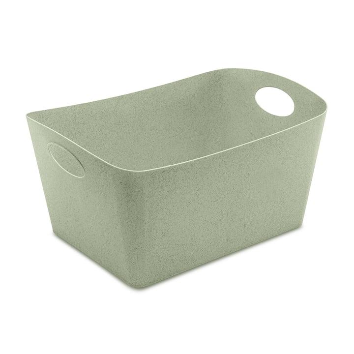 Boxxx L Aufbewahrungsbox in organic green von Koziol