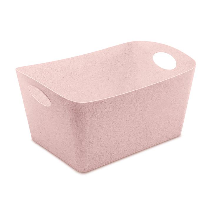 Boxxx L Aufbewahrungsbox in organic pink von Koziol