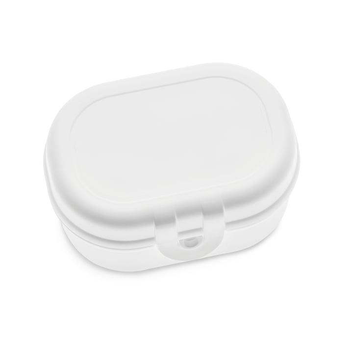 Pascal Mini Lunchbox,cotton white von Koziol