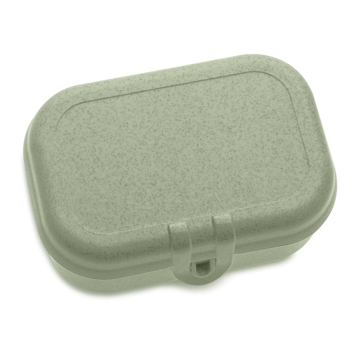Pascal S Lunchbox in organic green von Koziol