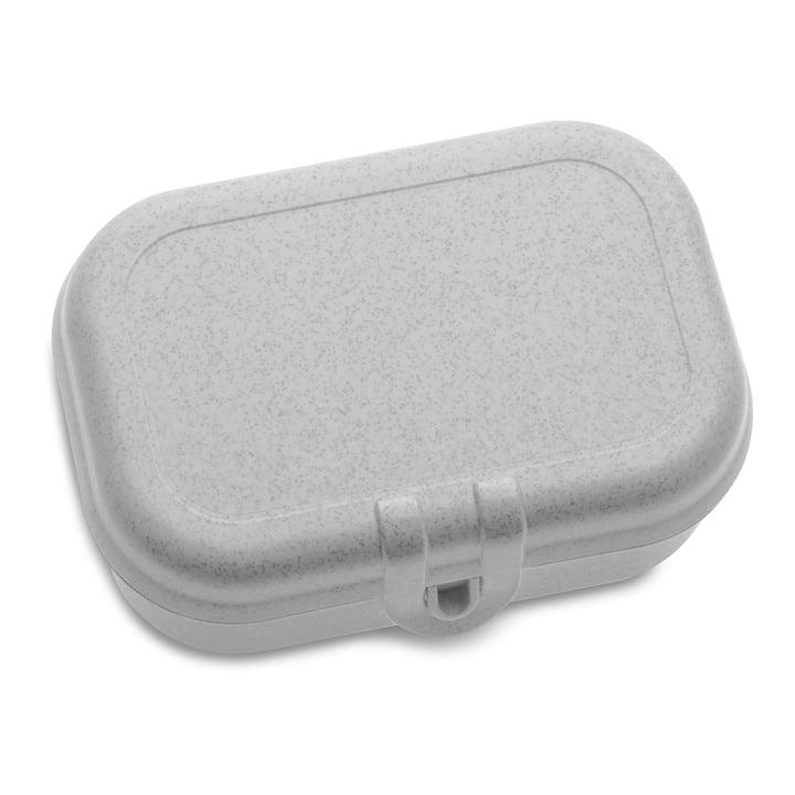 Pascal S Lunchbox inorganic grey von Koziol