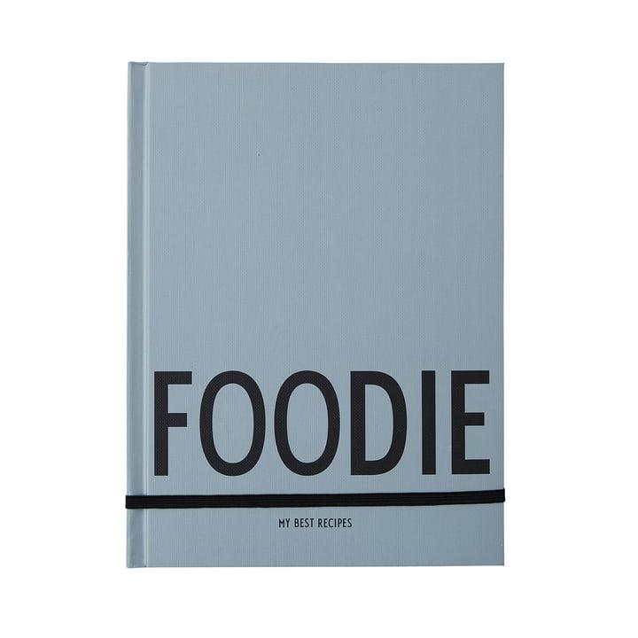Foodie Rezeptbuch von Design Letters
