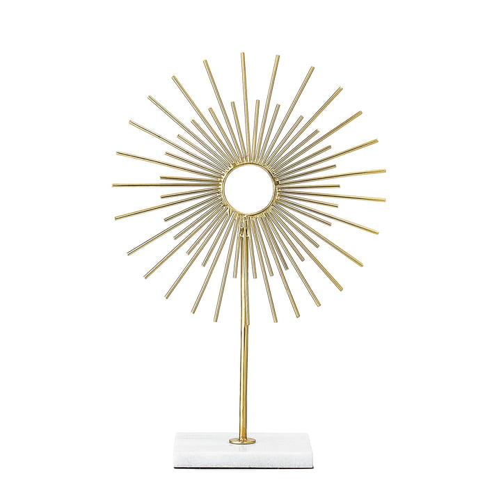Dekorationsobjekt von Bloomingville in Marmor / gold
