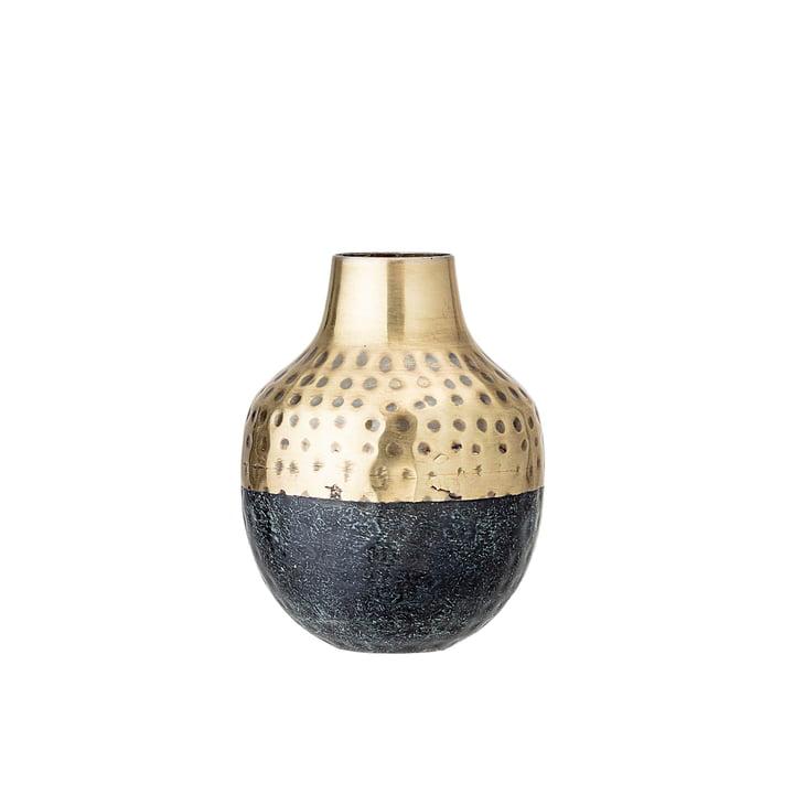 Metall-Vase Ø 9 x H 13 cm von Bloomingville in multi-color