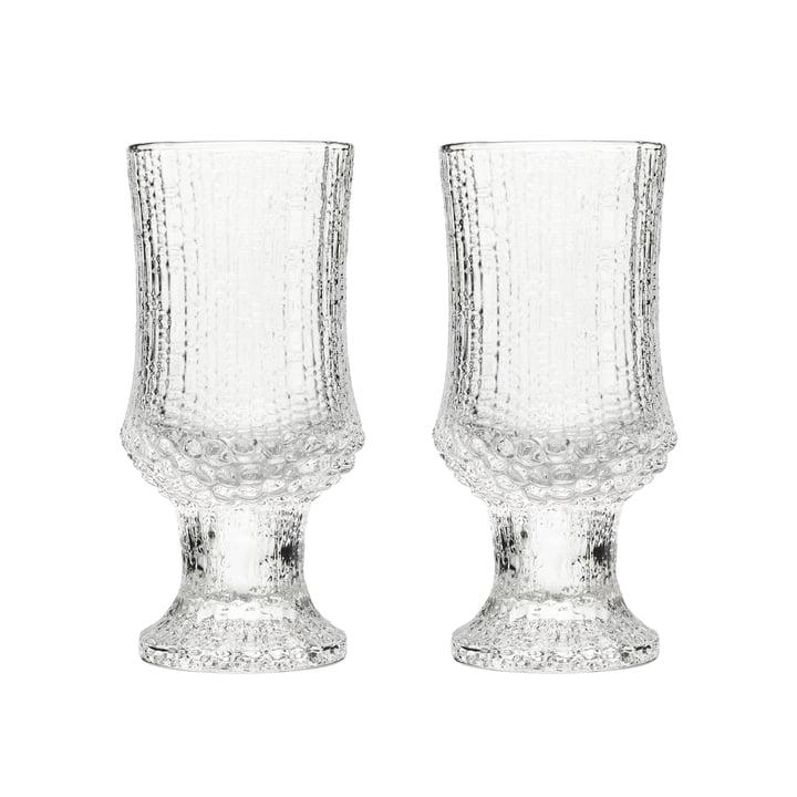 Ultima Thule Weißweinglas mit Fuß 16 cl (2er-Set) von Iittala
