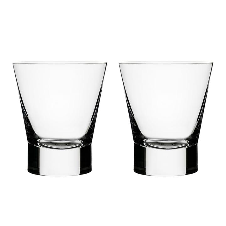 Aarne Whiskyglas 32 cl (2er-Set) von Iittala