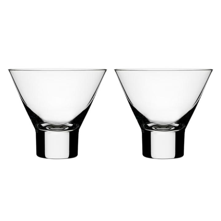 Aarne Cocktailglas 14 cl (2er-Set) von Iittala