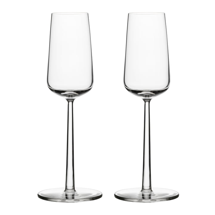 Essence Champagner-Glas 21 cl (2er-Set) von Iittala
