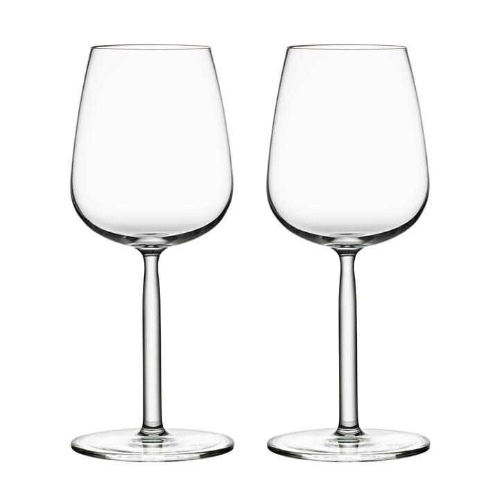 Senta Weißwein-Glas 29 cl (2er-Set) von Iittala