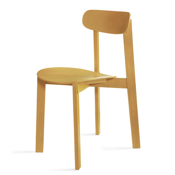 Bondi Chair in turmeric yellow von Please wait to be seated