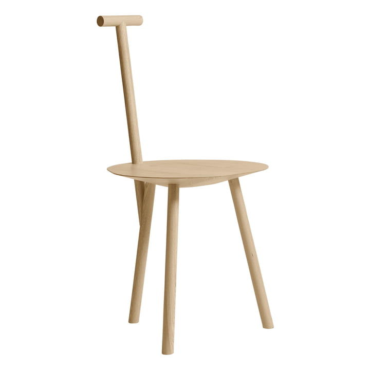 Spade Chair in Esche von Please wait to be seated