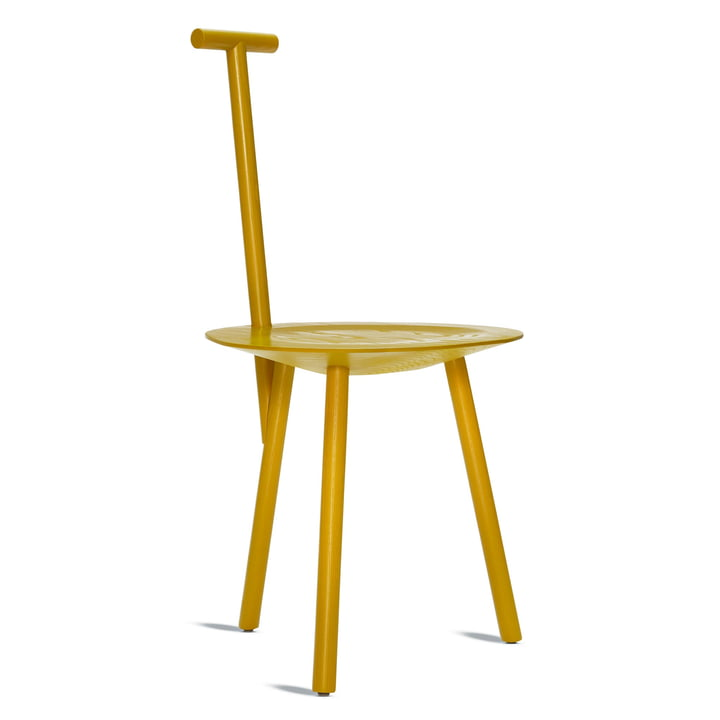 Spade Chair in turmeric yellow von Please wait to be seated