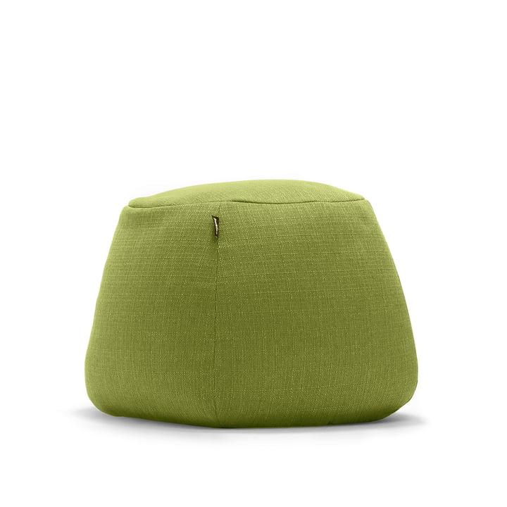 173 Pouf Ø 55 cm von freistil in grün (1032)