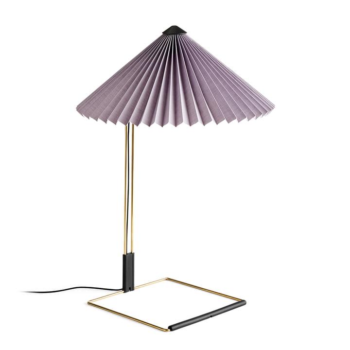 Matin LED Tischleuchte L, lavendel von Hay