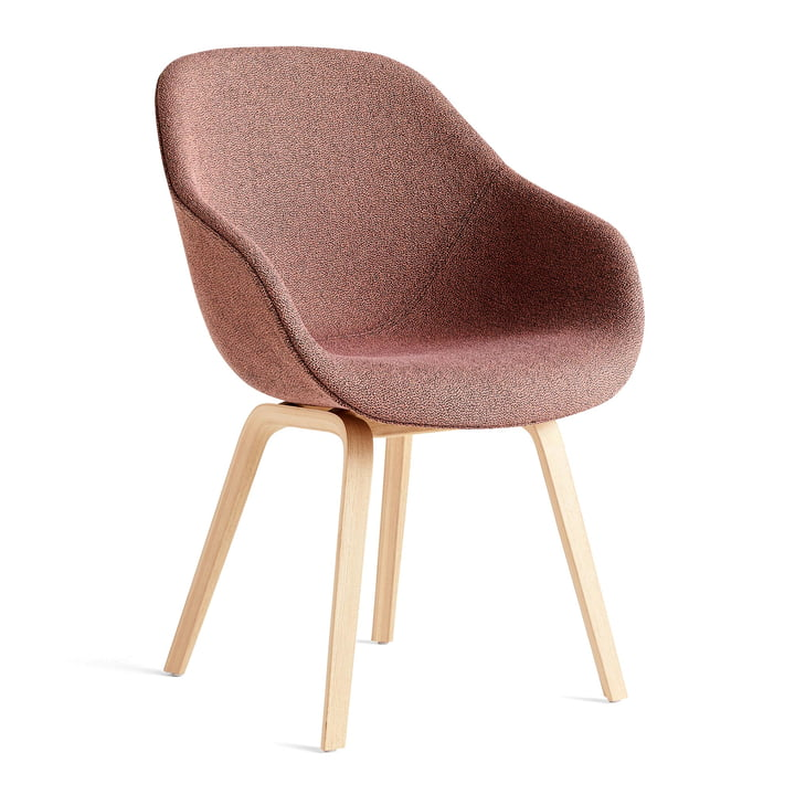 About A Chair AAC 123, Eiche matt lackiert / Olavi by Hay 12 von Hay