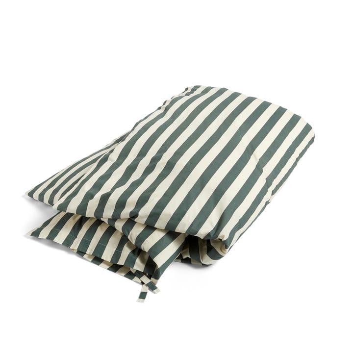 Été Deckenbezug 200 x 140 cm von Hay in dunkelgrün