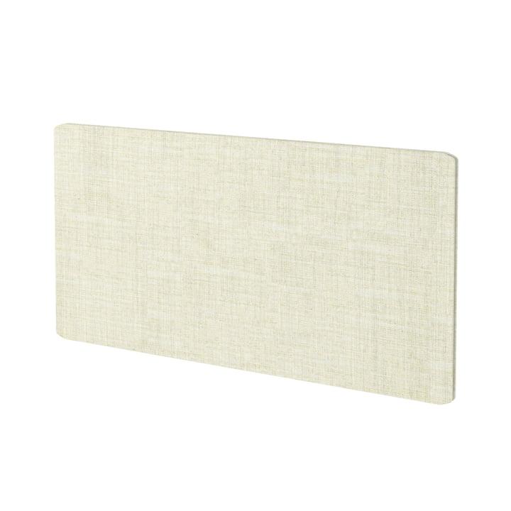 Textil-Paneel für Free Regalsystem von Montana in Kvadrat Remix 2 (223 natur)