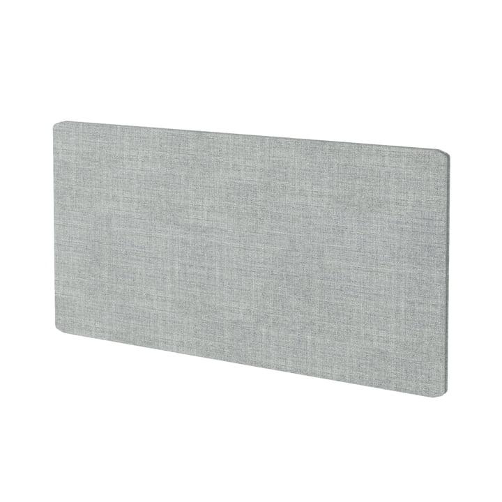 Textil-Paneel für Free Regalsystem von Montana in Kvadrat Remix 2 (123 grau)