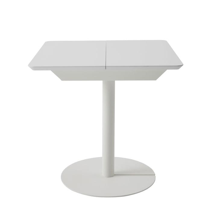 Duotable Schreibtisch von Müller Möbelwerkstätten in reinweiß (RAL 9010)