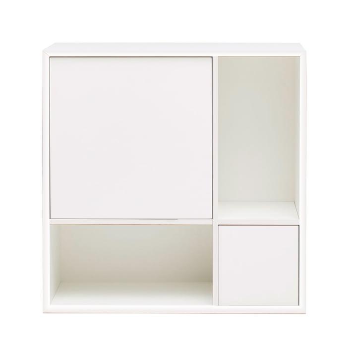 Vertiko Lack Sideboard Two von Müller Möbelwerkstätten aus MDF reinweiß (RAL 9010)