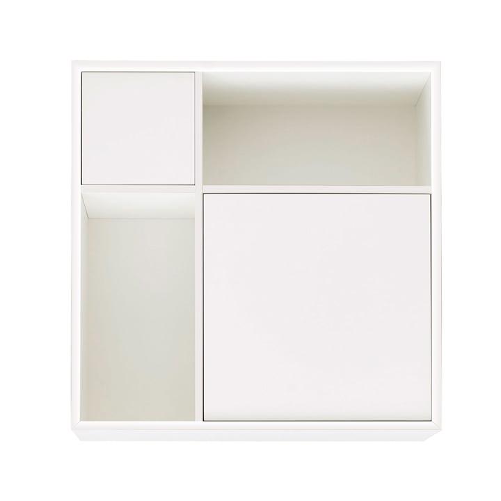 Vertiko Lack Sideboard Three von Müller Möbelwerkstätten aus MDF reinweiß (RAL 9010)