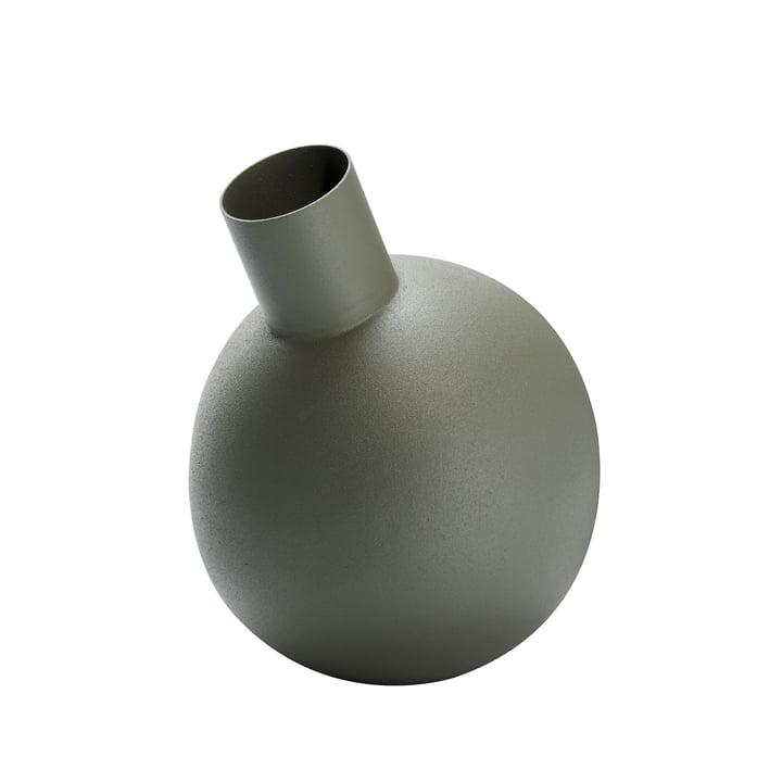 Balloon Vase S in grün von Philippi