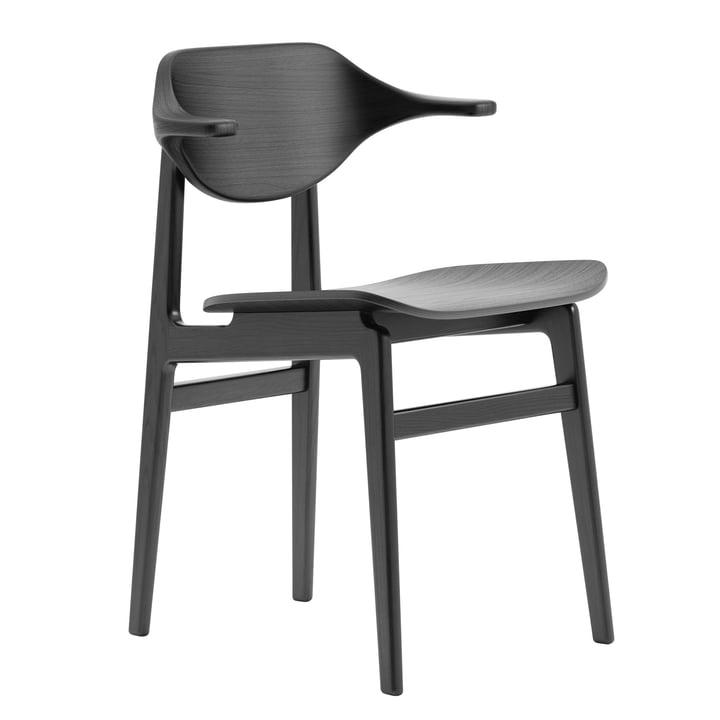 Buffalo Stuhl von Norr11 in schwarz