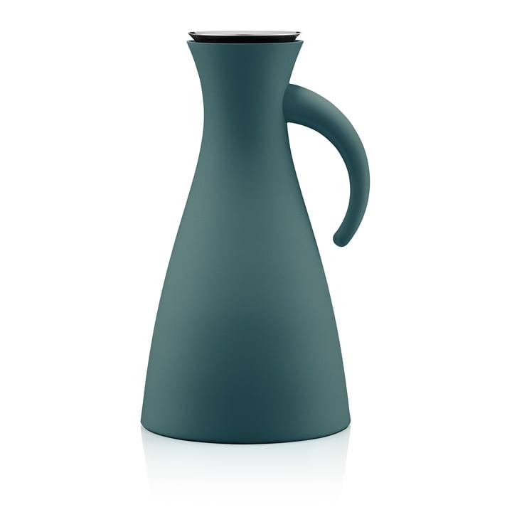 Kaffee-Isolierkanne von Eva Solo in petrol