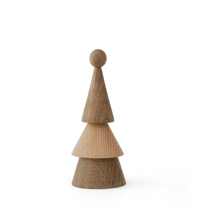 Holzfiguren Weihnachten, Weihnachtsbaum Piero klein von OYOY