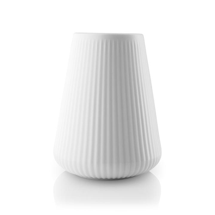 Legio Nova Vase H 17 cm von Eva Trio in weiß