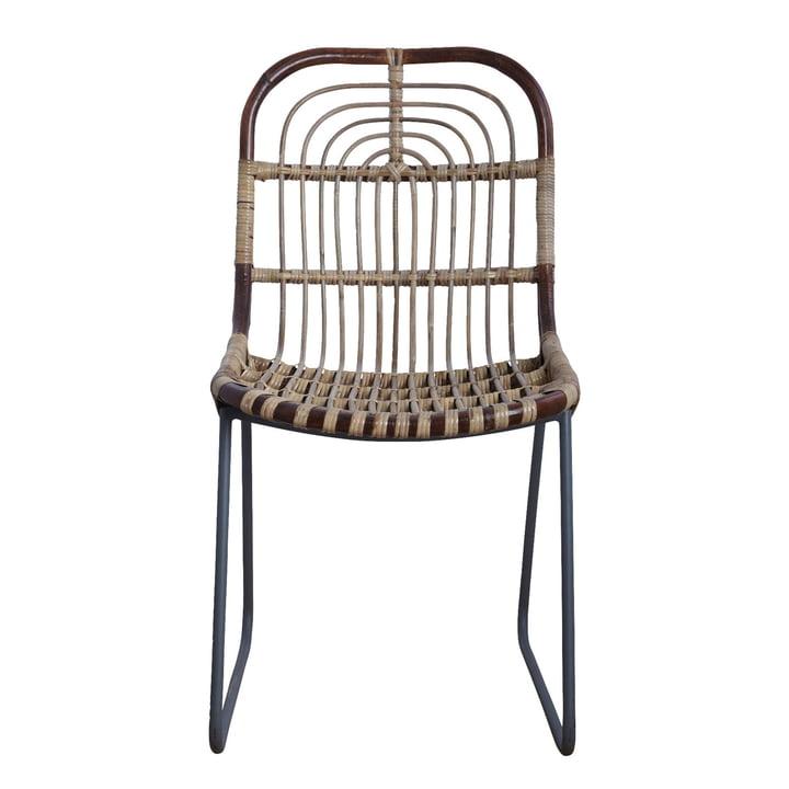 Kawa Rattan-Stuhl von House Doctor
