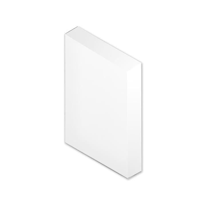 Facett Spiegel S 20 x 40 cm von Puik in silber