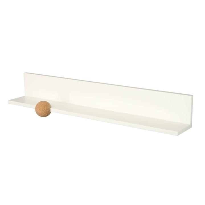 Straights Wandboard 60 cm von LoCa in weiß