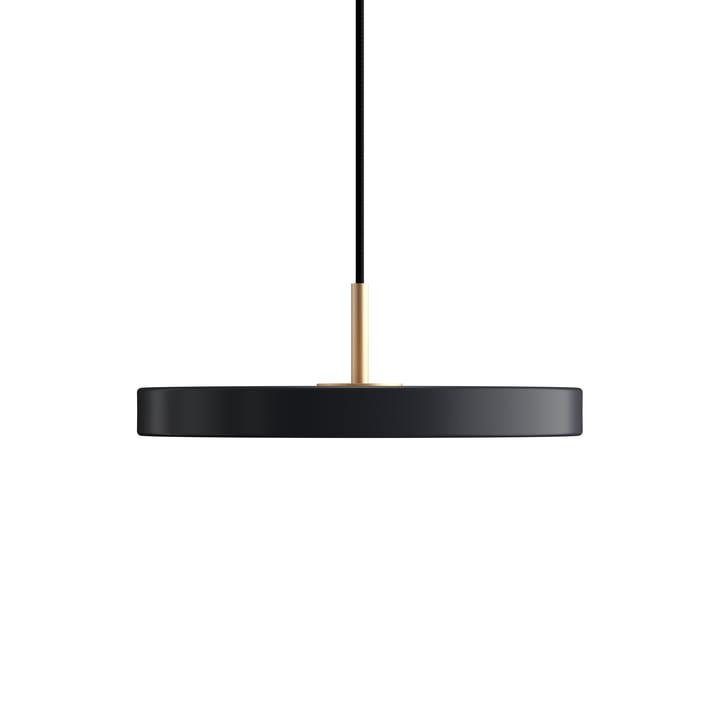Asteria Mini LED-Pendelleuchte von Umage in anthrazit