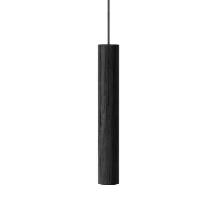 Chimes LED-Pendelleuchte Ø 3 x 22 cm von Umage in schwarz