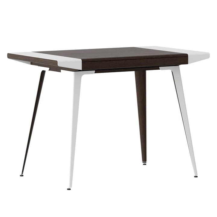 Ambitions Schreibtisch von Umage in Eiche dunkel / weiß
