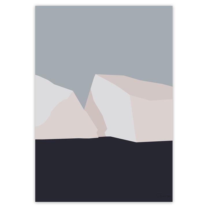 artvoll - Toijsberge Poster, 70 x 100 cm