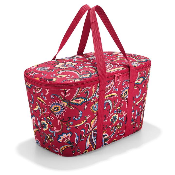 reisenthel - coolerbag, paisley ruby
