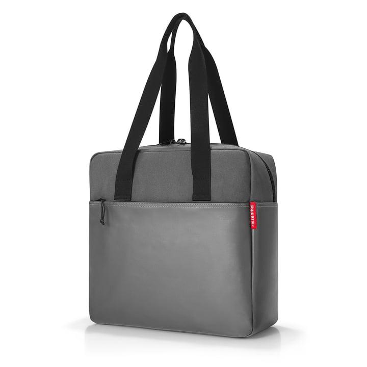 performer Handgepäck-Tasche von reisenthel in Canvas grau