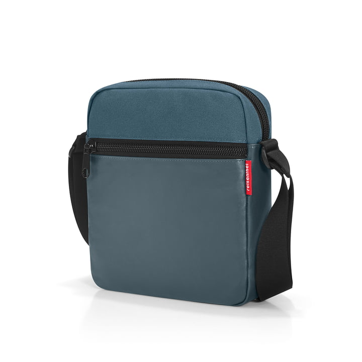 crossbag von reisenthel in Canvas blau