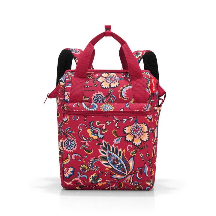 allrounder R von reisenthel in paisley ruby