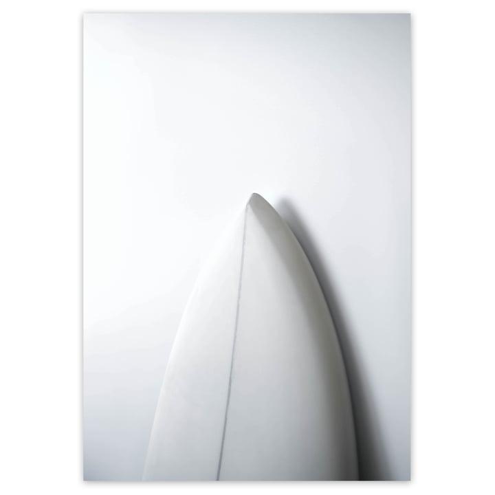 artvoll - Surfboard Poster